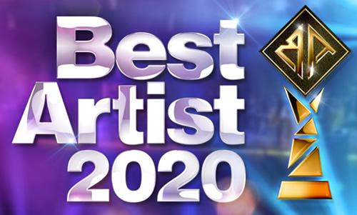 ベストアーティストbestartist2020